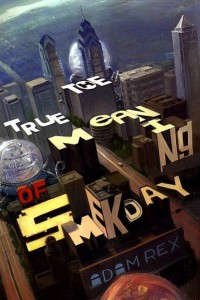 Cover - The True Meaning of Smekday